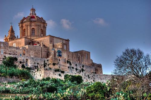 Mdina Citta` Nobile The Old Silent City of Malta