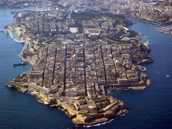 Valletta The Capital City of Malta